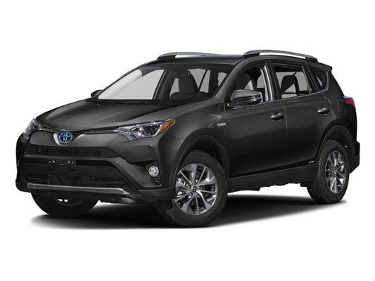 2016 Toyota Rav4 Hybrid Xle In Buckhannon Wv