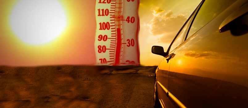 Tips To Help Your Vehicle Survive Hot Summer Temperatures