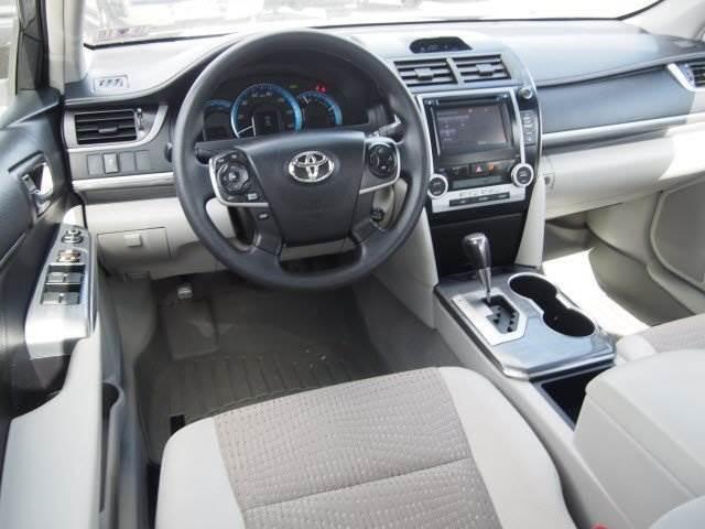 Vehicle Spotlight: 2014 Toyota Camry Hybrid | Buckhannon